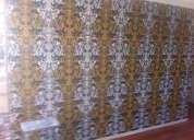Maestro instalador de papel mural