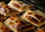 empanadas de marisco queso camaron napolitana pino