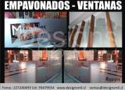Films dusted empavonados oficinas empresas santiago