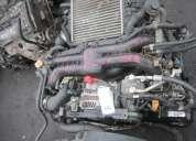 Motores subaru ej20 y subaru ej25