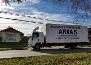 Mudanzas en las condes camión cerrado 998243106