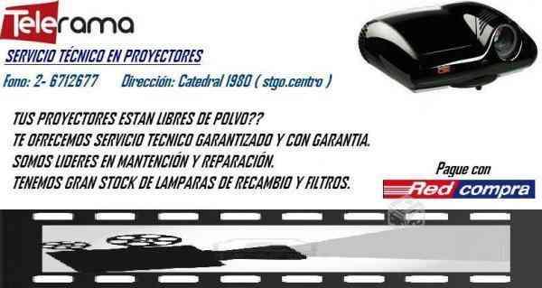 SERVICIO TECNICO DATA SHOW