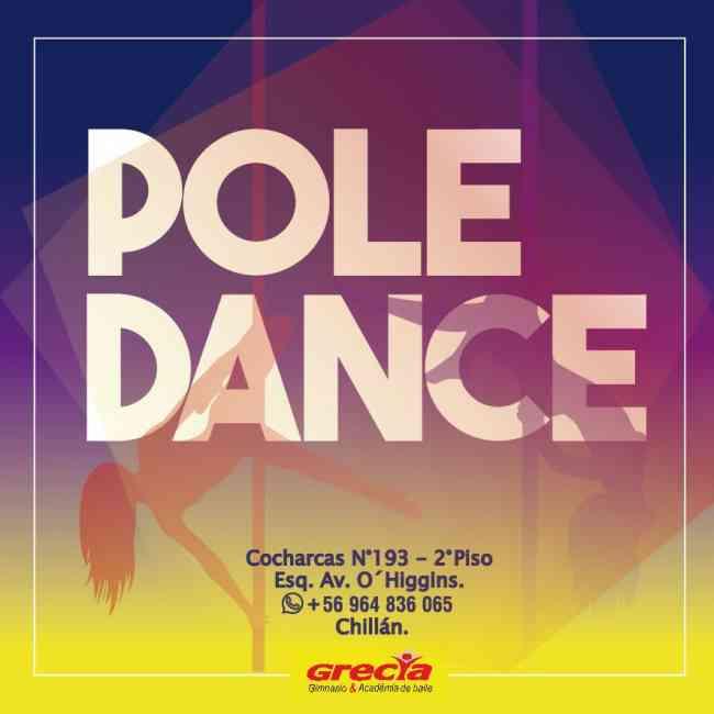 Clases de Pole Dance en Chillán