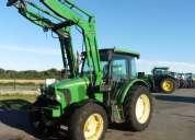 Tractor john deere 5720 premium ( 2004, 8321h )