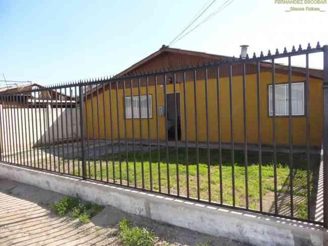 FERNANDEZ ESCOBAR Bienes Raices Arrienda Casa Amoblada Operarios Empresas Los Andes
