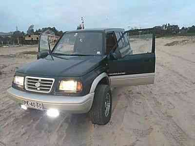 jeep vitara nomade 2.0