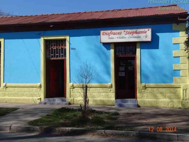 FERNANDEZ ESCOBAR Bienes Raices Vende Casa Local Comercial Centenario Los Andes