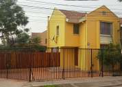 Vendo casa de dos pisos en villa los portones ii quilicura