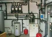 Tullbex mantencion calefaccion central