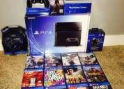 Venta nuevo sony ps4 console con 4 gratis juegos $200usd