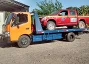 Servicio de grua cama hidraulica, autos, maquinaria 992 559944