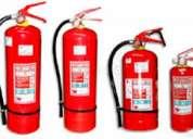 Arriendo de extintores