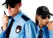 servicios de guardias de seguridad