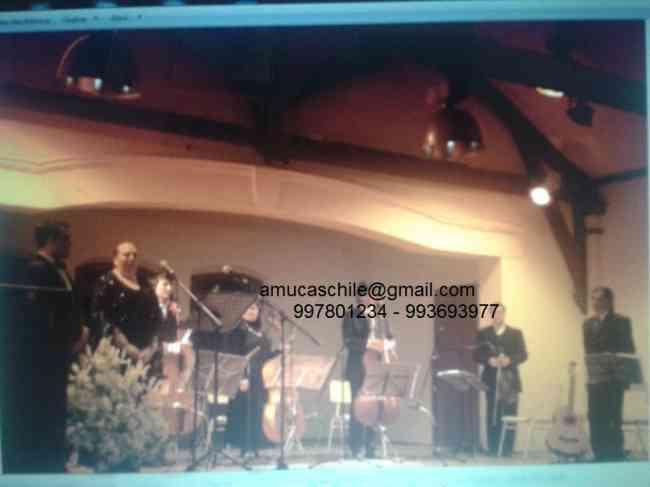 Músicos,Coro para Misas,Eventos, Intervenciones, Villancicos.