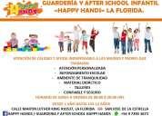 Guarderia infantil y after school happy hands