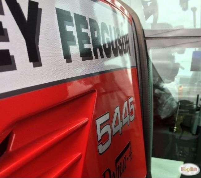 Excelente Tractor Massey Ferguson 5445 Año 2012.