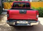 Se vende camioneta nissan terrano 2.5 diesel.