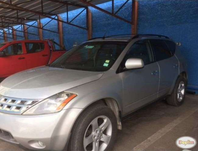 Vendo Excelente Nissan MURANO SL 3,5 Americana