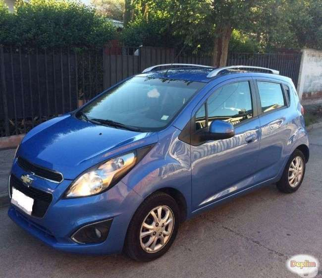 Chevrolet Spark, GL II. Contactarse.