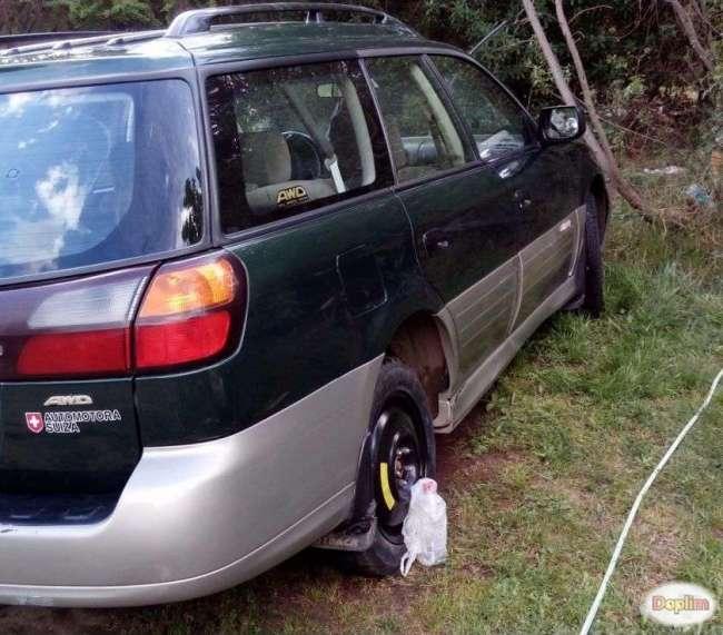Excelente Subaru outback 2.5