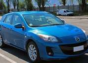 Mazda 3 sport hatchback v 1.6 2012