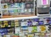 Vendo minimarket por motivos de salud.