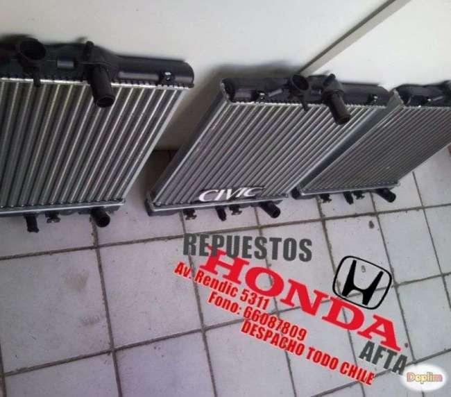 Excelente Honda Radiador NUEVO