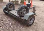 Se vende carro roma con winche para transportar autos. contactarse.
