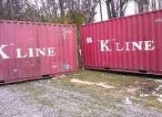 Excelente container maritimo de 20 pie, original