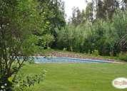 Arriendo excelente casa lago rapel