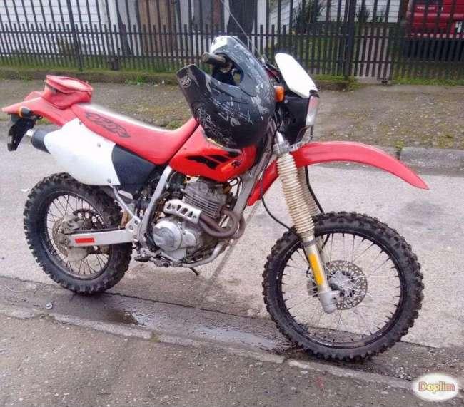 Vendo Honda Xr 250 2002