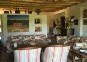 Linda casa de campo preciosa y acogedoraurgente