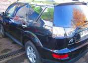 Excelente mitsubishi new outlander k2 año 2011