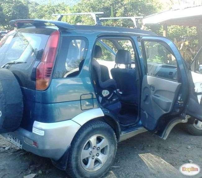 Excelente Jeep dahiatsu terios 98