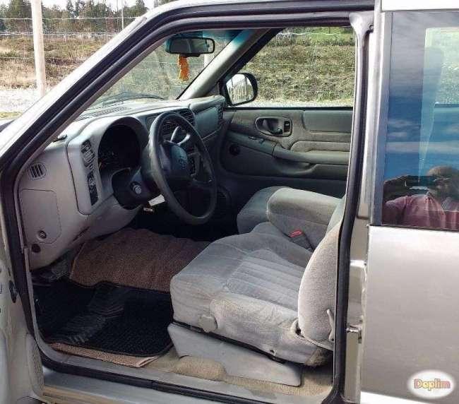 Venta de Camioneta Chevrolet S10