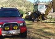 Excelente jeep mitsubishi pajero diesel recibo..líquido