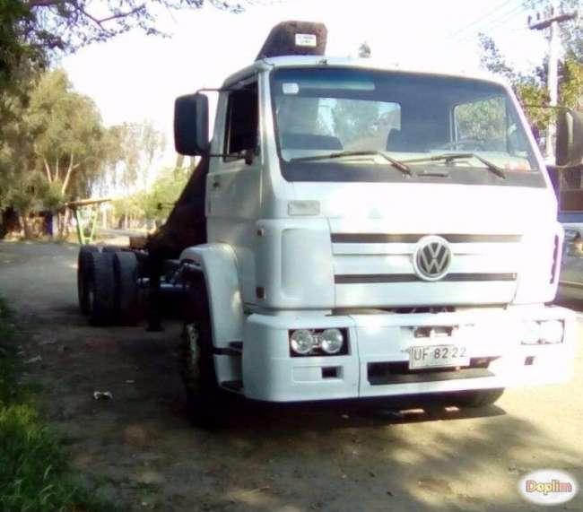 Vendo Excelente camión volswagen año 2002