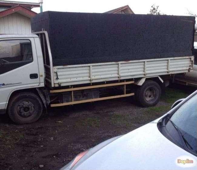 Excelente Camión JMC Carriying 3.5 T 2012