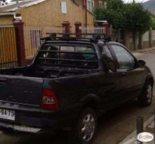 venda Excelente camioneta fiat strada