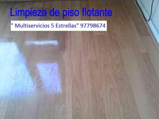 Limpieza d piso flotante 997798674 Viña Valparaiso Concon Quilpué
