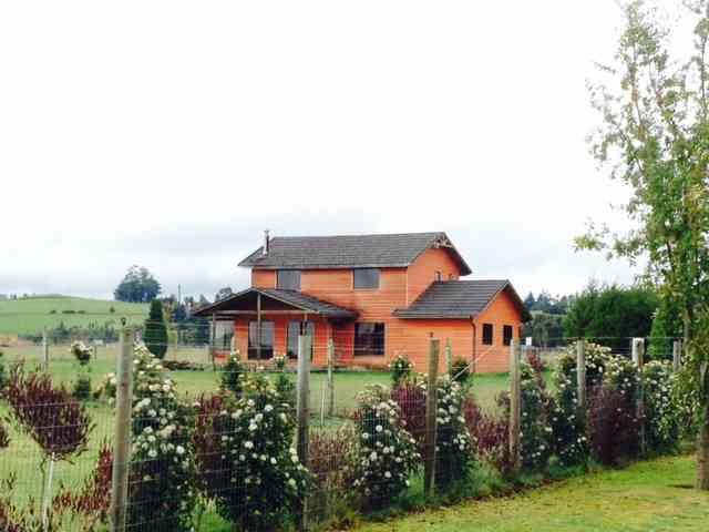 Casa en Venta Loteo Edelweiss Km 7 ruta 225 Ensenada- Pto Varas.
