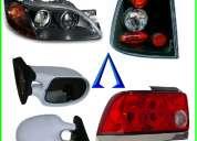 Reparacion de focos micas opticos e intermitentes en curico
