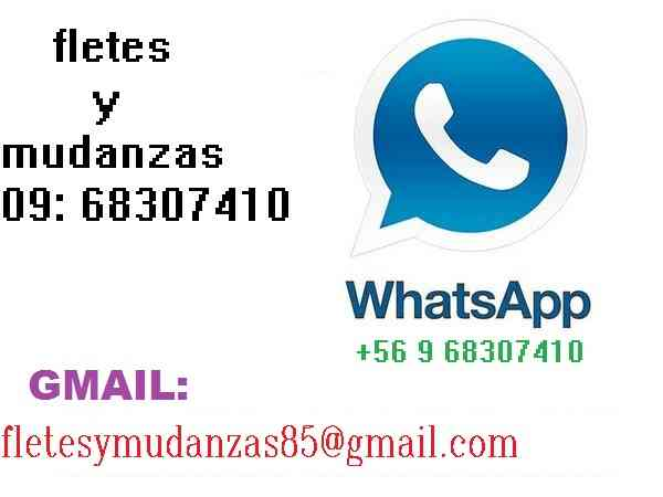 aca fletes Cerrillos +56968307410