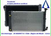 Reparacion de radiadores plasticos