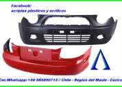 Reparacion de parachoques y mascaras plasticas