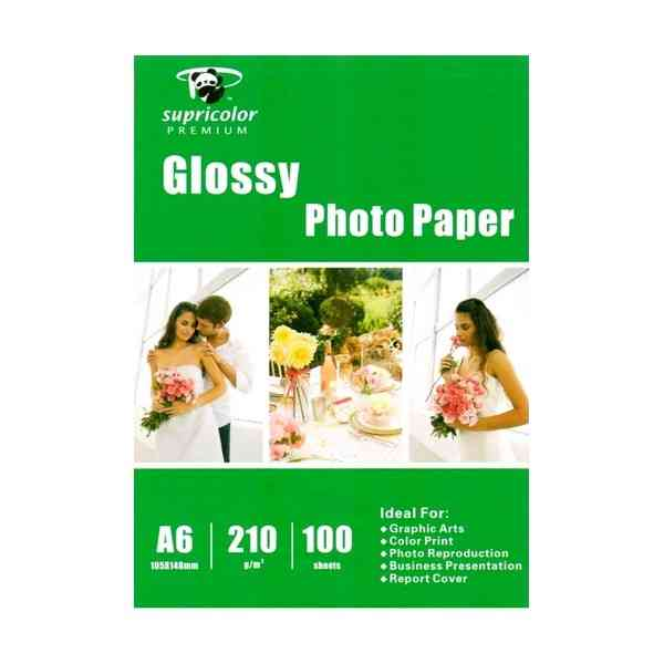 Papel Grossy 130g A4