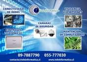 Instalacion y mantencion de camaras de vigilancia antofagasta