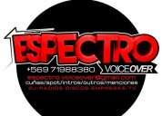 Diego pizarro yever / locutor comercial (espectro voice-over)