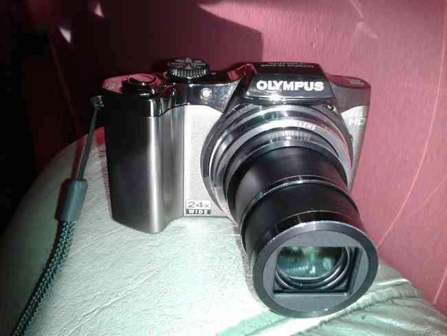 OLYMPUS Super ZOOM, Videos Full HD, 16 MP, MAcro Fotografia y Micro