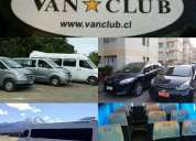 Transfer van club chile